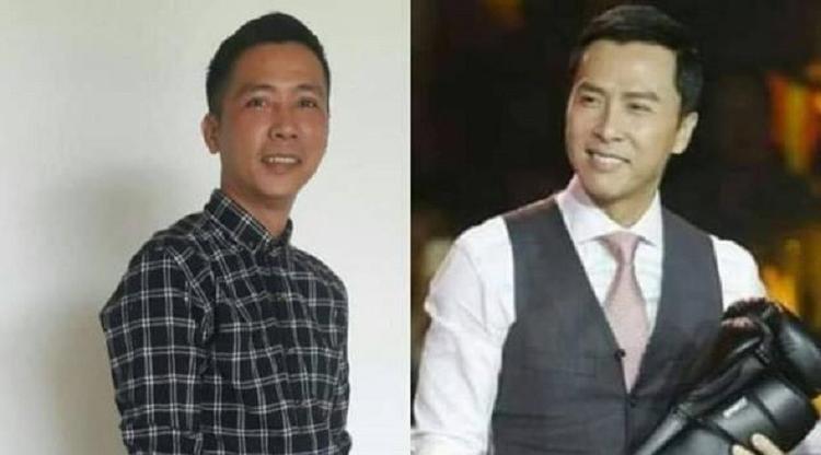 Tukang Es Mirip Donnie Yen Ip Man di Singkawang Hebohkan Publik