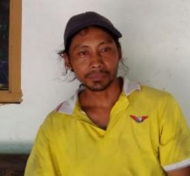 Darwanto, Sosok Viral saat Selamatkan Siswa SMPN 1 Turi Hanyut