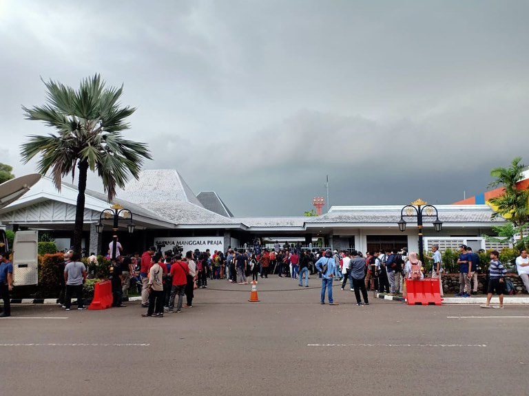 238 Warga Negara Indonesia (WNI) yang dievakuasi dari Wuhan, China, telah selesai menjalani karantina di Natuna