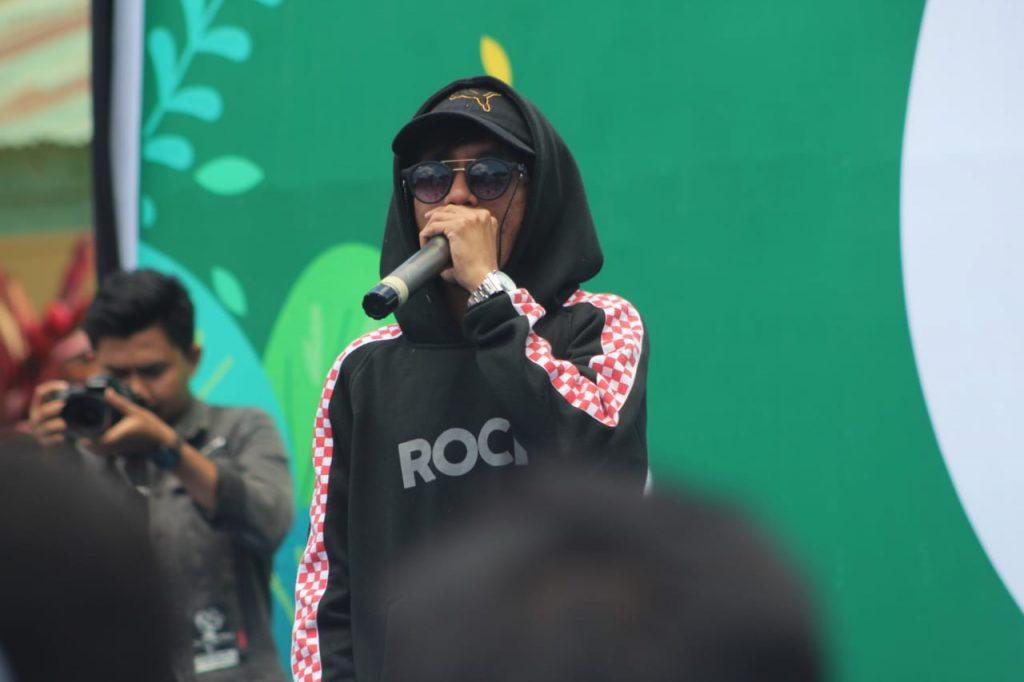 Hardyan Destro Salah Satu Personil Kendari Hip Hop Vanguard