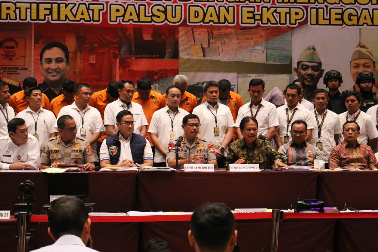 Nekat! Mafia Properti Palsukan Suami-Istri Rugikan Rp 85 Miliar Dibekuk Polda Metro