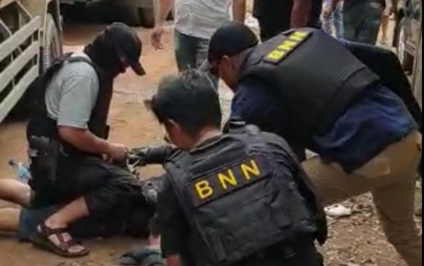 Penyergapan Terhadap 6 Sindikat Pemasok Ganja Seberat 1 Ton dari Aceh