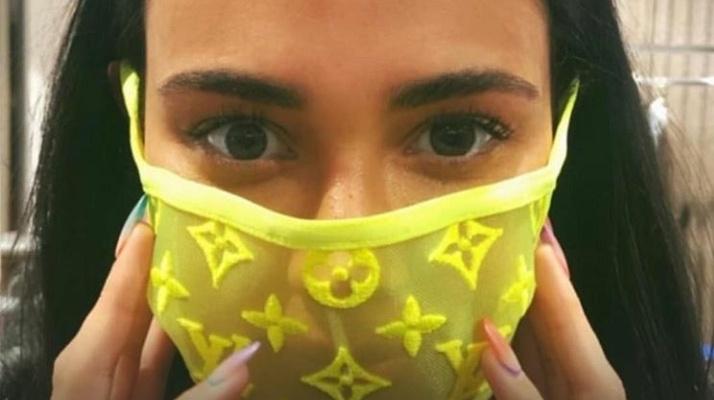 Masker Mahal untuk Perlindungan