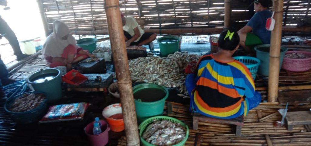 Musim Hujan Harga Ikan Kering di Probolinggo Meroket