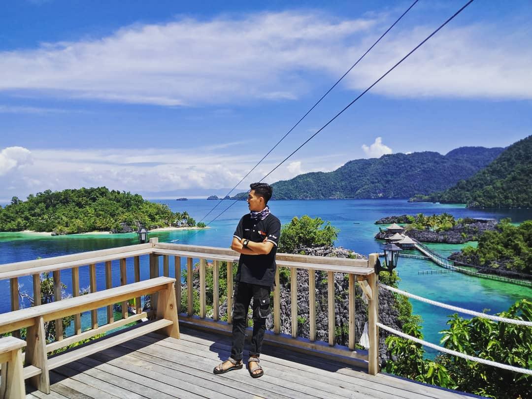 Pulau Labengki. (Foto : Istimewa)