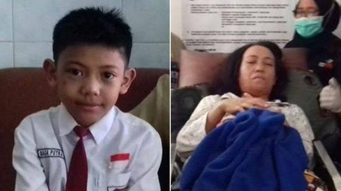 Mengemis untuk Hidupi Ibu yang Lumpuh, Siswa SD yang Jadi Tulang Punggung Keluarga