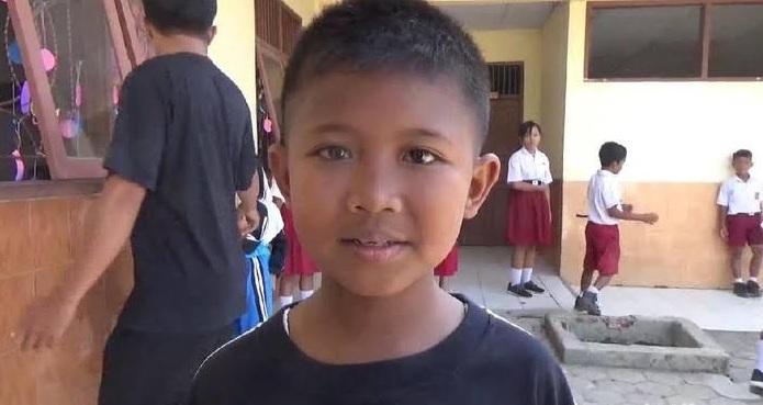 Fahrizal, Bocah SD Bisa Tirukan Berbagai Suara Burung