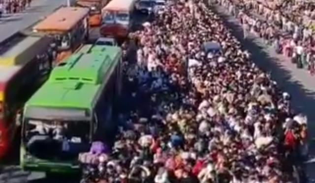 Lockdown Membawa Petaka Bagi Warga Miskin India