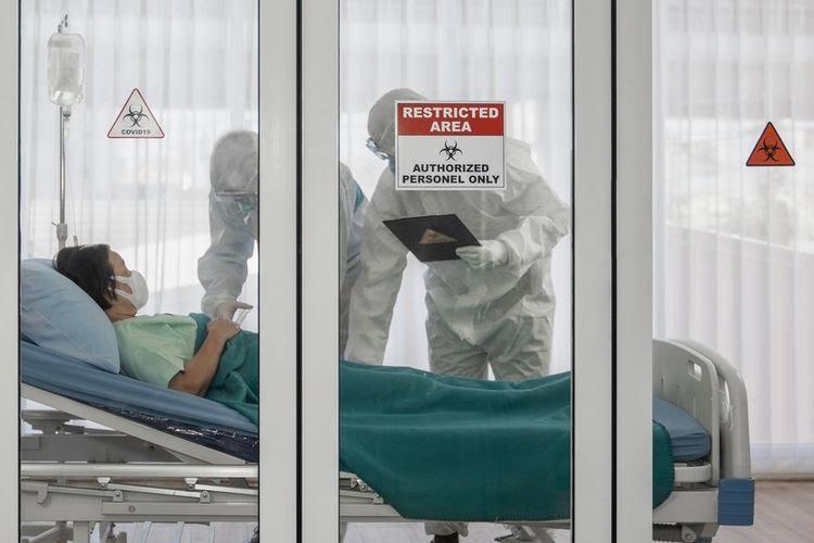 Pelatihan Petugas Haji Saat Pandemi Corona, 4 Peserta Dinyatakan Positif dan 14 PDP. (ilustrasi istimewa)