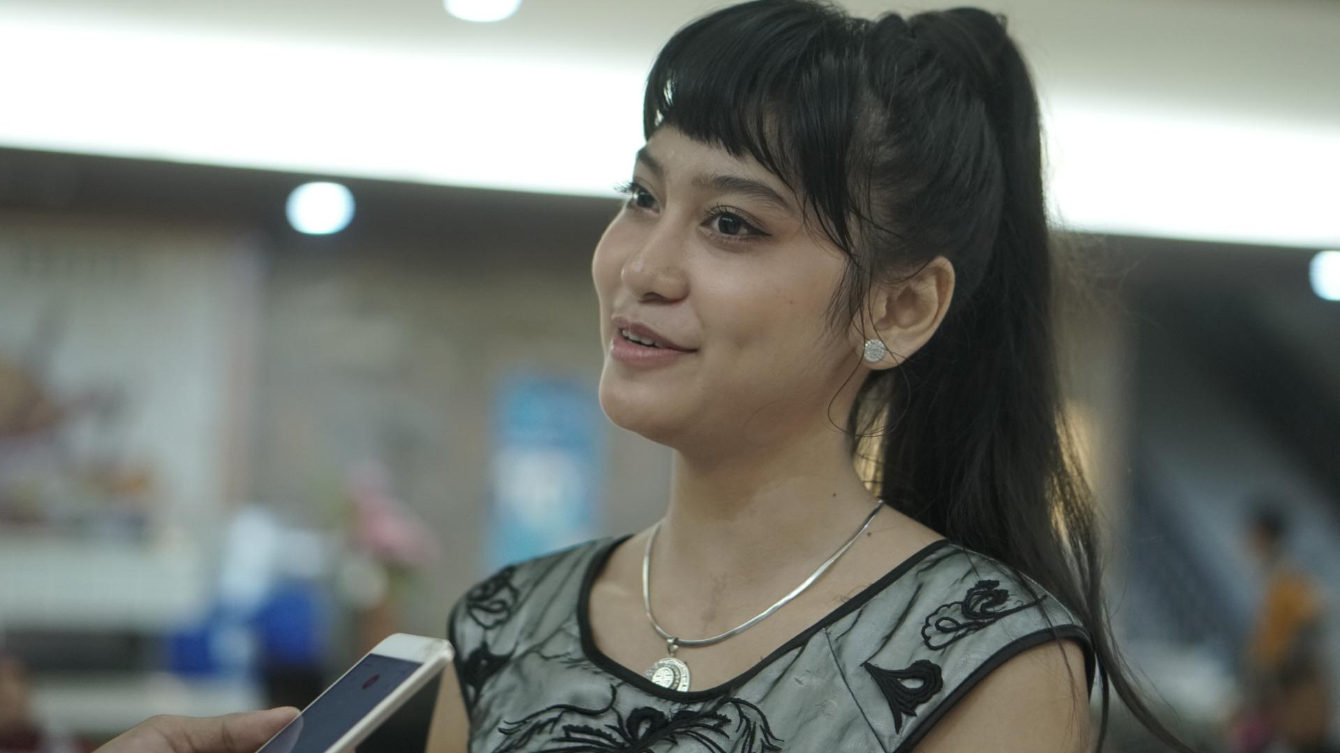 Jeihan Dun pemeran utama Film Tenripada.