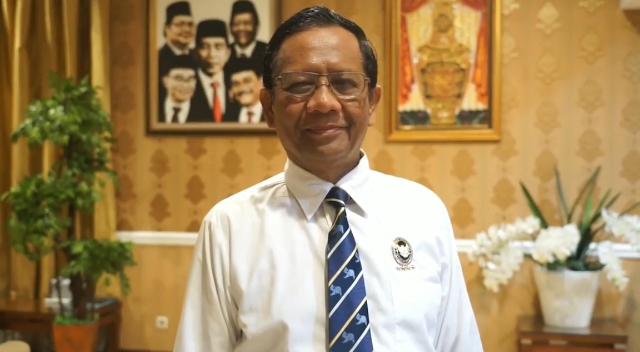 Mahfud MD: Tidak Ada Pembebasan Napi Koruptor, Teroris dan Bandar Narkoba