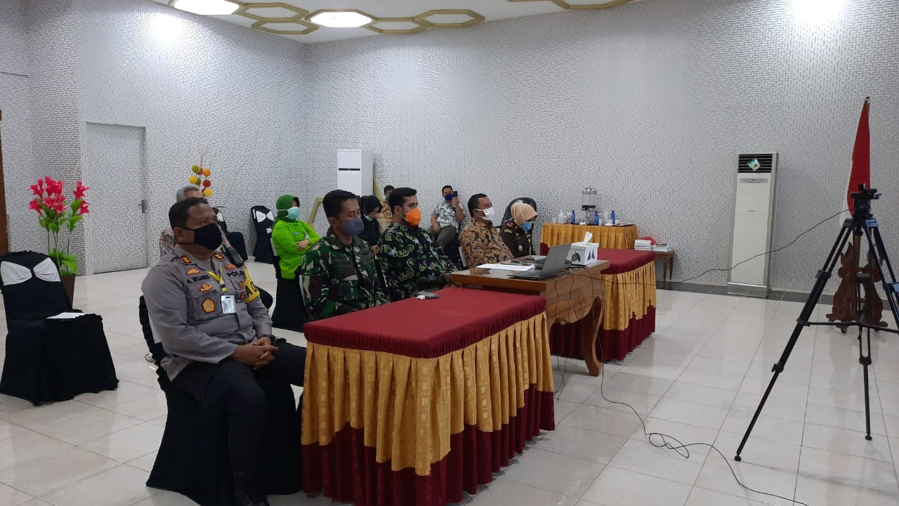 Walikota Probolinggo Siapkan 14 Ribu Lebih Paket Sembako Dibagikan Ke Warga Terdampak Virus Corona, Dan Berdoa Agar Virus Corona Segera Berlalu