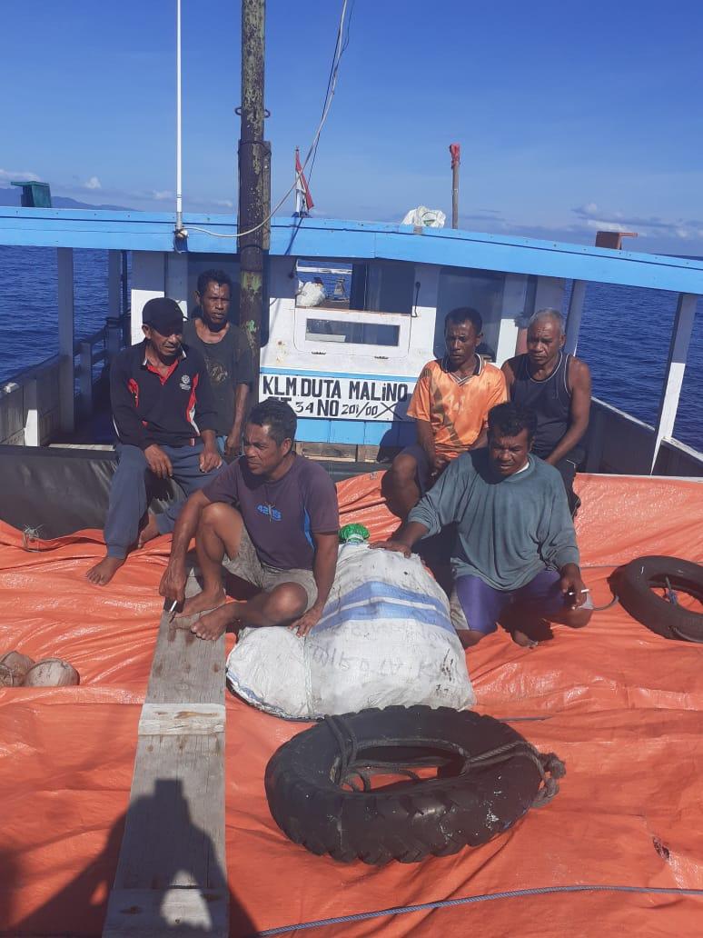 KM Duta Malino Tujuan Probolinggo Mati Mesin di Perairan Sumbawa