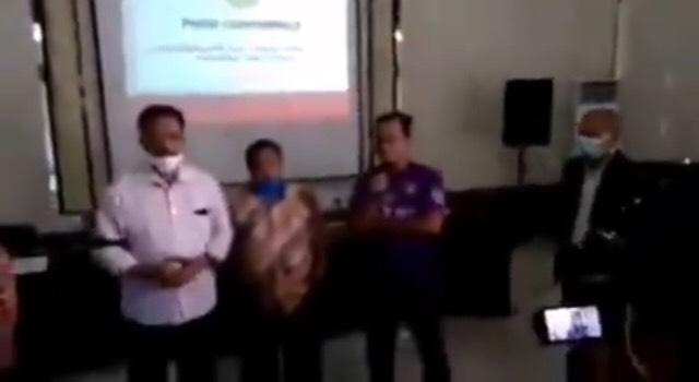 Ketua RT Tolak Jenazah Perawat Positif Corona di Semarang Meminta Maaf