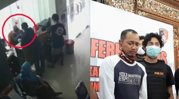 Satpam Tampar Perawat karena Diingatkan Pakai Masker, Ditangkap Polisi