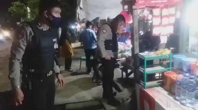 Polrestabes Palembng Razia Miras Jelang Ramadan di Tengah Pandemi Corona