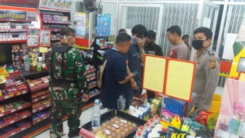 4 Perampok Sekap Karyawan dan Pembeli Minimarket di Bogor Diburu Polisi
