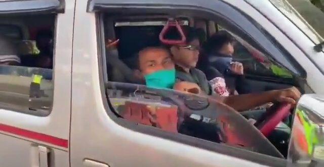 Hari Pertama Larangan Mudik, Ribuan Kendaraan Dipaksa Putar Balik ke Jakarta