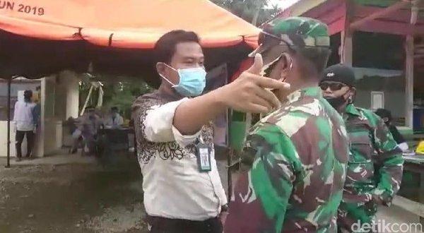 Oknum Dokter Cekcok dengan Petugas PSBB, Ternyata Bukan Pegawai BNNP Sumbar