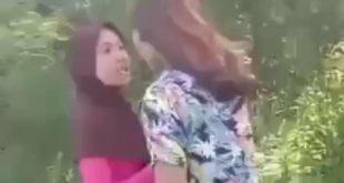 Video Perundungan Remaja Putri Hingga Menangis Beredar di Karimun Riau