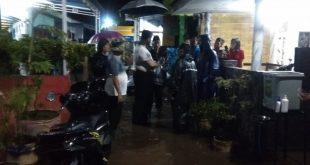 Hujan Deras 6 Jam, Banjir Genangi Pemukiman Warga Probolinggo