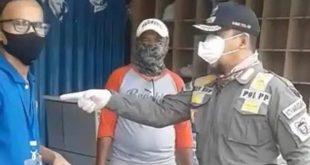 Izin Usaha Toko Agung di Makassar Dicabut Karena Melanggar Aturan PSBB