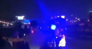 Detik-detik Ferdian Paleka Ditangkap Polisi di Tol Tangerang