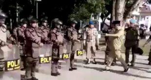 Video Menyebut Bupati Konawe Uji Kekuatan Satpol PP untuk Mengusir TKA Cina