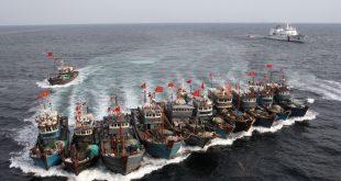 Eksploitasi ABK Indonesia di Kapal Nelayan China, Jenazah ABK Indonesia Dilempar ke Laut. (foto: ilustrasi istimewa)