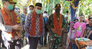 Desa Sumber Kembar Resmi Menjadi Kampung Tangguh Covid-19