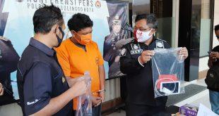 Rokok Habis Tidak Punya Uang, Remaja Bobol Rumah Tetangga Ditangkap Polisi