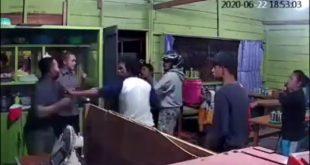 Tak Terima Diminta Bayaran, Pemuda Pukul Pedagang Bakso di Kendari
