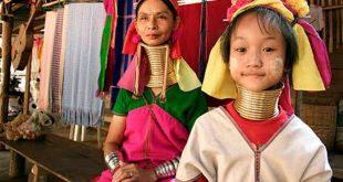 Wanita Suku Karen, Suku Leher Terpanjang Di Dunia