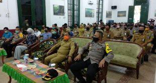 Kodim 0820 Probolinggo Sosialisasi dan Pelatihan Kader Kampung Tangguh