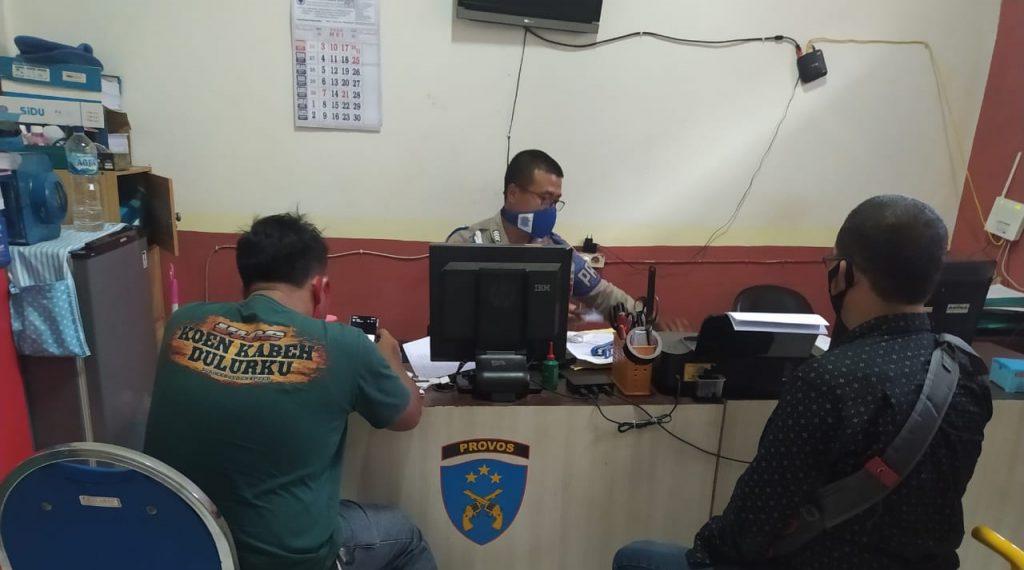 Tidak Terima Ditodong Pistol Dikira DPO Pelaku Kejahatan, 3 Wartawan Lapor Propam Polres Probolinggo