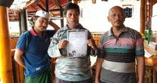 Diduga Ijazah Paket C Palsu Kades Jabung Sisir Diadukan Warga ke Polres Probolinggo