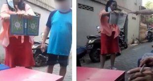 Mengaku Yahudi, Wanita Lempar Al-Quran di Makassar