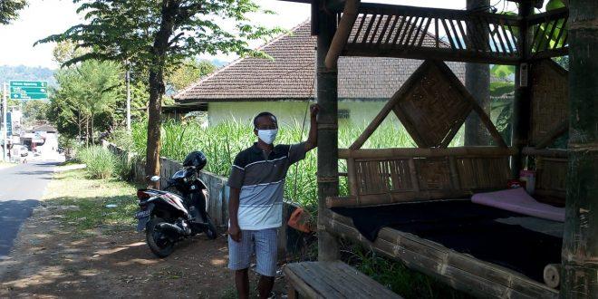 Koalisi Keamanan Lingkungan di Pos Lintas Batas Desa