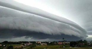 Awan Mirip Gelombang Tsunami di Aceh, BMKG: Masyarakat Lebih Waspada
