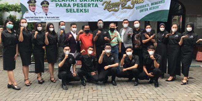 7 Kang Dan 7 Yuk Lolos Seleksi Pemilihan Kang Yuk Kota Probolinggo Ikuti Grand Final Menjadi Kang Yuk 2020