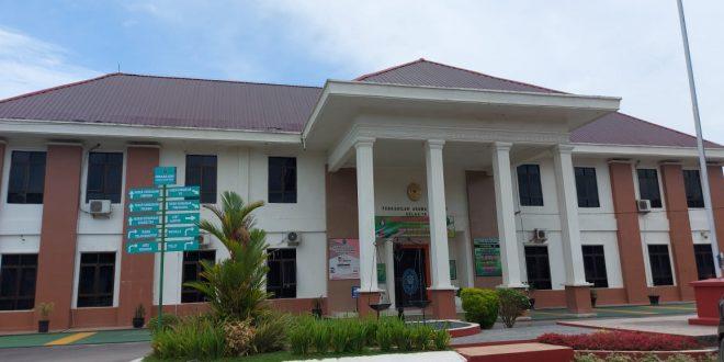 Gedung Pengadilan Agama Kendari.